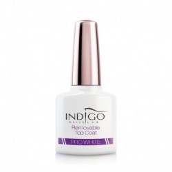 Removable Top Coat Pro White 7ml
