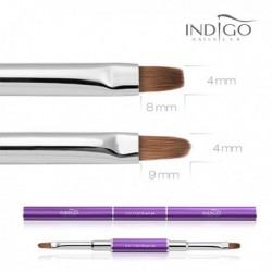 Indigo 2 w 1 Gel Brush no. 4